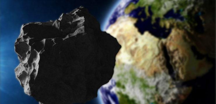 astéroïde frôle la terre