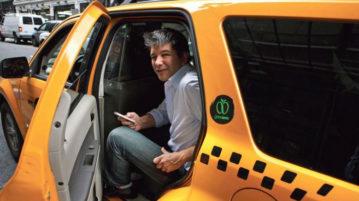 PDG UBER Travis Kalanick ruse Apple