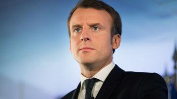 Macron 1er tour des Présidentielles