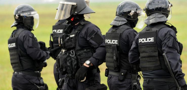 Arrestation antiterroriste mardi 2 mai