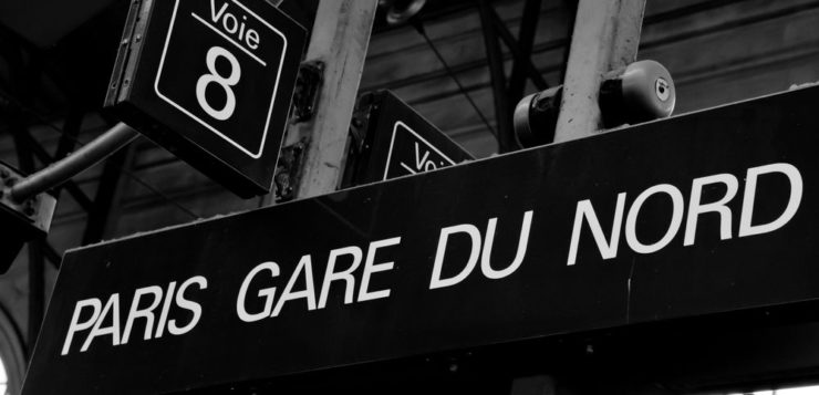 Intervention cette nuit dans la Gare du Nord Paris
