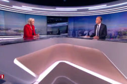 Marine Le Pen assume son discours raté