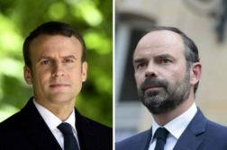 Macron équipe ministres du gouvernement