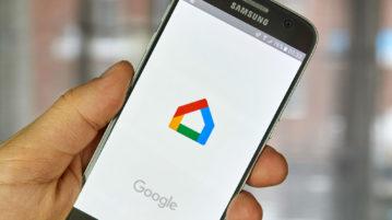 Mise à jour de Google Home