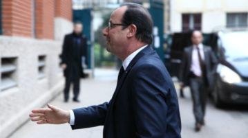 Belle retraite pour François Hollande