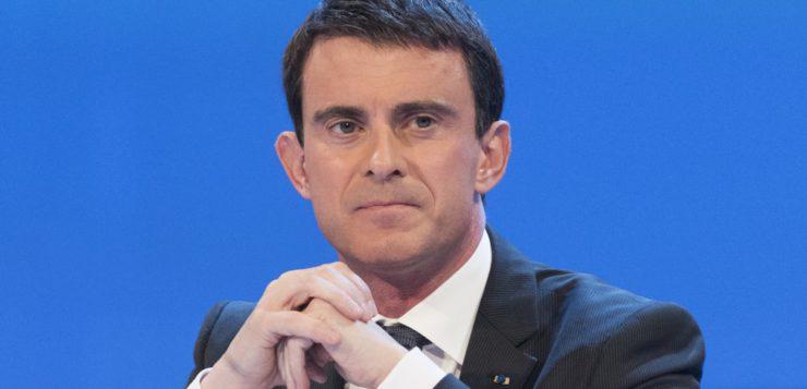 Législatives 2017 Manuel Valls