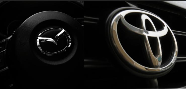 Rapprochement technologique entre Toyota et Mazda