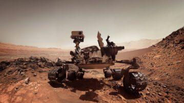 Curiosity, cinq ans sur Mars