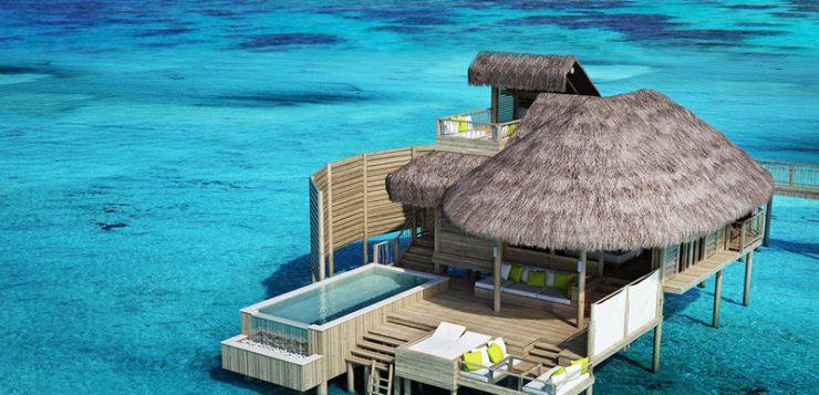 hôtel Maldives