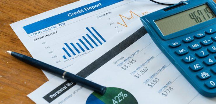 Simulation credit conso
